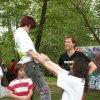 Učna ura akrobatike