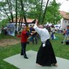 Učna ura mečevanja