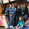 Občinstvo je napolnilo Trubarjev muzej do zadnjega kotička
