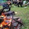 Ob ognju